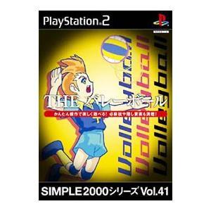 PS2/THEバレーボール SIMPLE2000シリーズ Vol.41|netoff2