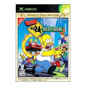 Xbox/The Simpsons:Hit&Run Xboxワールドコレクション|netoff2