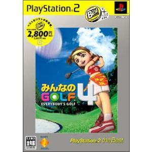 PS2/みんなのGOLF4 PS2 the Best|netoff2