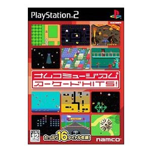 PS2/ナムコミュージアム アーケードHITS!