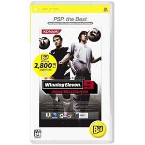 PSP/ワールドサッカー ウイニングイレブン9 ユビキタスエヴォリューション PSP the Best|netoff2