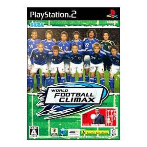 PS2/ワールド フットボール クライマックス (日本代表パッケージ版)|netoff2