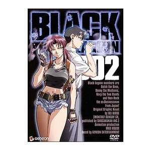 DVD/BLACK LAGOON 002