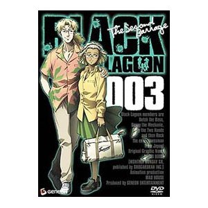 DVD/BLACK LAGOON The Second Barrage 003