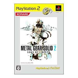 PS2/メタルギアソリッド 2 サンズ・オブ・リバティー PS2 the Best|netoff2