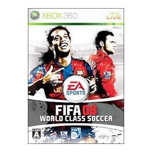 Xbox360/FIFA 08 ワールドクラス サッカー|netoff2