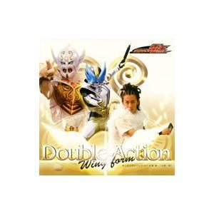 「仮面ライダー電王」〜Double−Action Wing form/野上良太郎&ジーク(CV.佐藤健・三木眞一郎)|netoff2