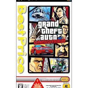 【PSP】カプコン グランド・セフト・オート・リバティーシティ・ストーリーズ [ベストプライス]の商品画像|ナビ