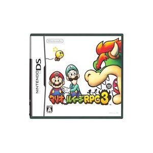 DS/マリオ&ルイージRPG3!!!|netoff2