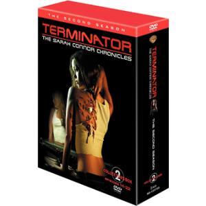 DVD/ターミネーター:サラ・コナー クロニクルズ セカンド・シーズン コレクターズ・ボックス2