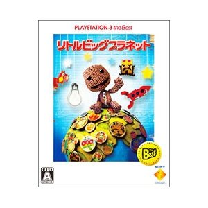 PS3/リトルビッグプラネット PLAYSTATION 3 the Best netoff2