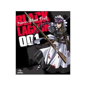 Blu-ray/OVA BLACK LAGOON Roberta's Blood Trail Blu...