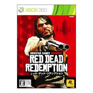 Xbox360/レッド・デッド・リデンプション (CERO「Z」 18歳以上のみ対象)