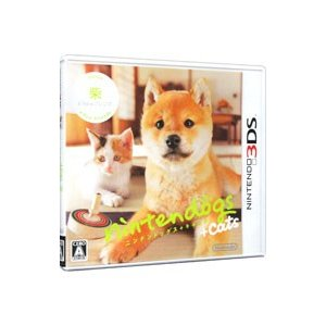 3DS/nintendogs + cats柴 & Newフレンズ netoff2