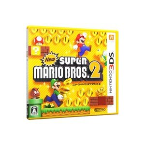 3DS/Newスーパーマリオブラザーズ2
