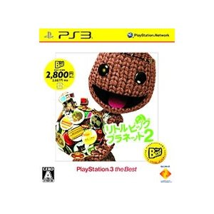PS3/リトルビッグプラネット2 PlayStation3 the Best|netoff2