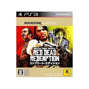 PS3/レッド・デッド・リデンプション コンプリート・エディション ロックスター・クラシックス (C...
