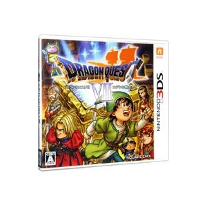 3DS/ドラゴンクエストVII エデンの戦士たち netoff2