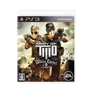PS3/Army of TWO ザ・デビルズカーテル