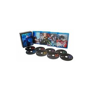 Blu-ray/劇場版「空の境界」 Blu−ray Disc Box