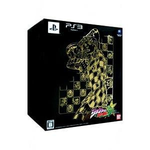 PS3/ジョジョの奇妙な冒険 オールスターバトル 数量限定生産 黄金体験BOX