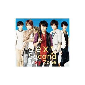 Sexy Zone/Sexy Second 初回限定盤A