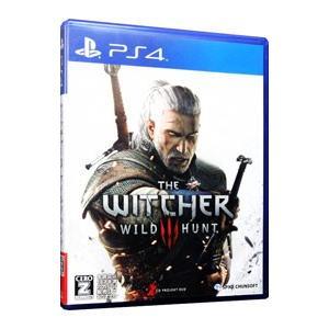 PS4/ウィッチャー3 ワイルドハント (CERO「Z」 18歳以上のみ対象)