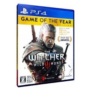 PS4/ウィッチャー3 ワイルドハント ゲームオブザイヤーエディション (CERO「Z」 18歳以上...