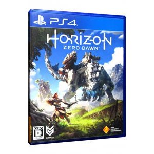 PS4/Horizon Zero Dawn