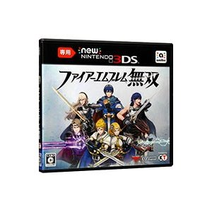 3DS/New3DS専用 ファイアーエムブレム無双