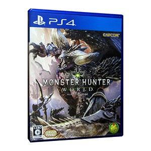 PS4/モンスターハンター:ワールド|netoff2