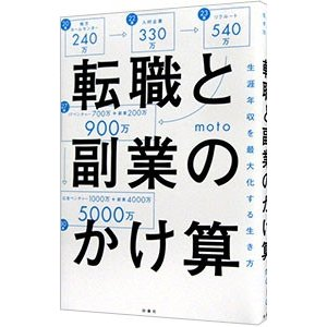 転職と副業のかけ算/moto
