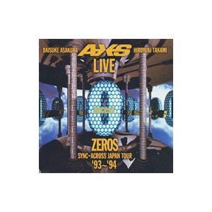 access/LIVE ZEROS〜シンク−アクロス・ジャパン・ツアー'93〜'94|netoff