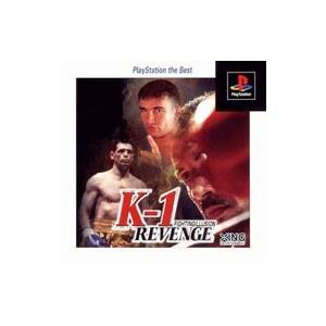 PS/FIGHTING ILLUSION K−1リベンジ BEST|netoff