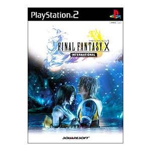 PS2/ファイナルファンタジーX インターナショナル (FF10)|netoff