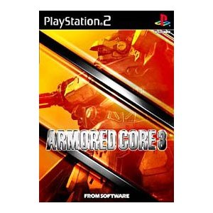 PS2/ARMORED CORE 3|netoff