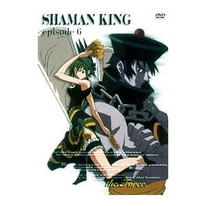 DVD/シャーマンキング episode6|netoff