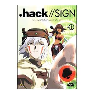 DVD/.hack//SIGN(1)|netoff