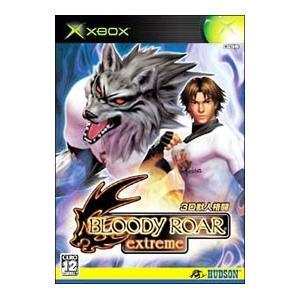 Xbox/BLOODY ROAR extreme netoff