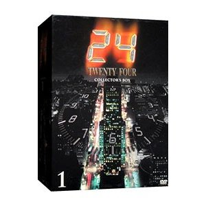 DVD/(Vol.2〜6)24−TWENTY FOUR− DVDコレクターズBOX 1|netoff