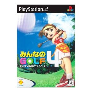 PS2/みんなのGOLF4|netoff