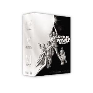 DVD/スター・ウォーズ トリロジー DVD−BOX 限定版