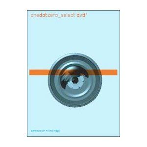 DVD/onedotzero_select dvd[↑]3 adventures in moving image|netoff