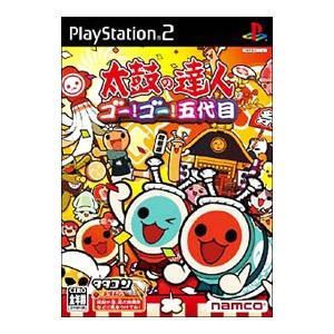 PS2/太鼓の達人 ゴー!ゴー!五代目 (ソフト単品版)|netoff