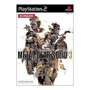 PS2/メタルギアソリッド 3 スネークイーター|netoff
