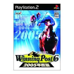 PS2/ウイニングポスト6 2005年度版|netoff