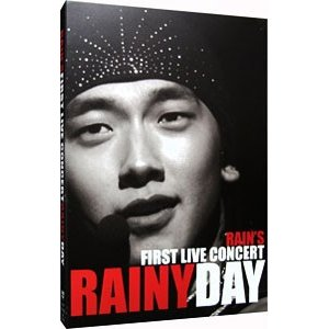 DVD/RAIN'S FIRST LIVE CONCERT RAINY DAY|netoff