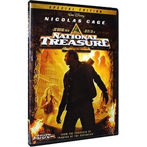 DVD/ナショナル・トレジャー 特別版 netoff