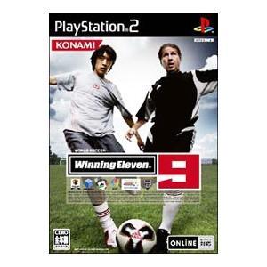 PS2/ワールドサッカー ウイニングイレブン9|netoff