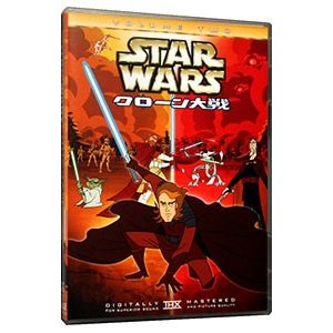 DVD/STAR WARS クローン大戦 VOLUME TWO